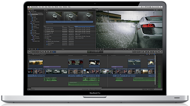 Guida a Final Cut Pro X