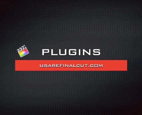 Final Cut Pro X - Plugins