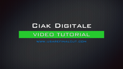 Ciak Digitale